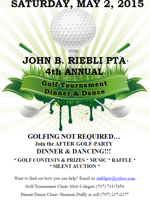 2015 Golf Event Flier snip