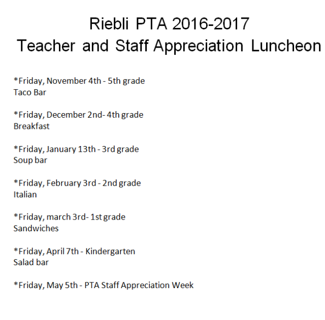 2016-17-teacher-appreciation-luncheon-dates